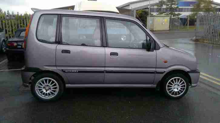 Perodua Kenari 1.0. Perodua car from United Kingdom