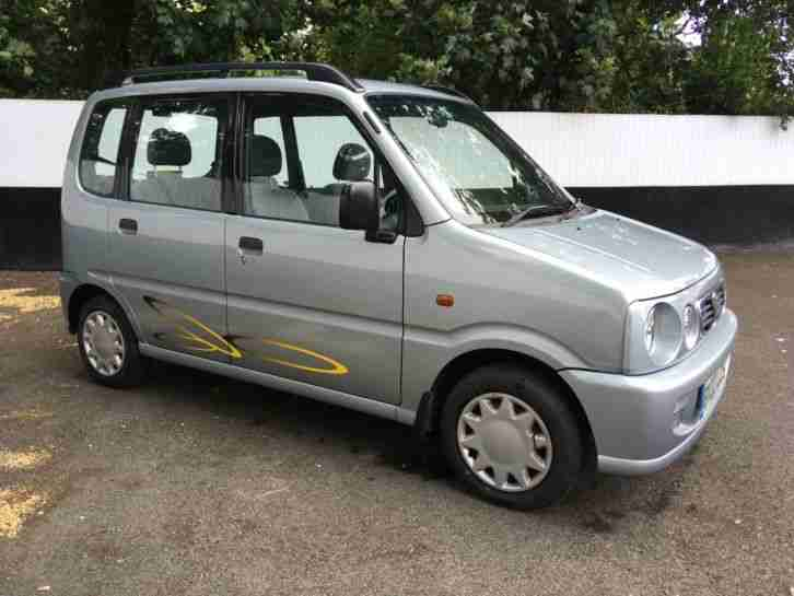 Perodua Kenari. Amazing. Perodua car from United Kingdom