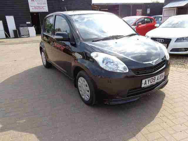 Perodua MYVI 1.3 SXi, 2009 09, 1 owner, 48,000 miles, air conditioning