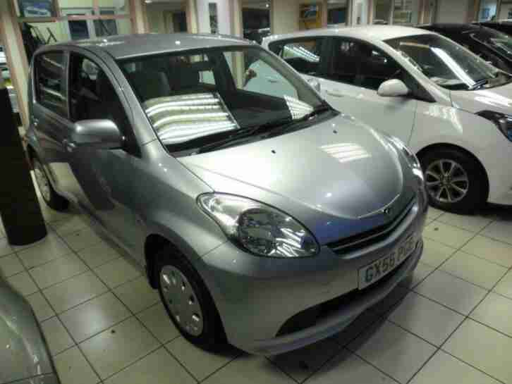 MYVI 1.3 SXi 5dr PETROL MANUAL 2006