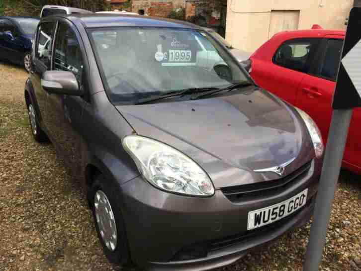 Perodua MYVI 1.3. Perodua car from United Kingdom
