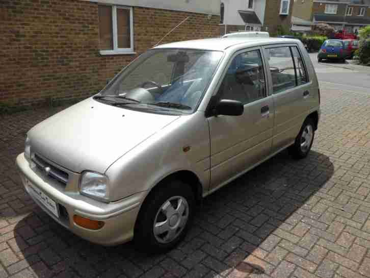 Perodua Nippa 0.85 GX small car cheap car tow car camper etc
