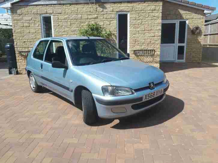 Peugeot 106 Independence. 1.1 engine. Cheap to run. Great first car!