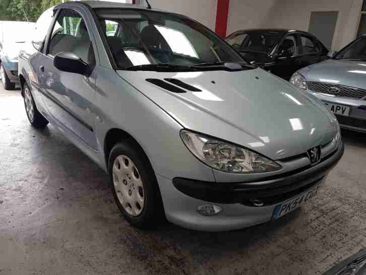 Peugeot 206 - great used cars portal for sale.