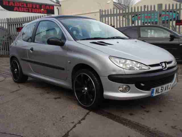 Peugeot 206 2.0HDi 90 ( dig a/c & climate control ) 2005MY SE