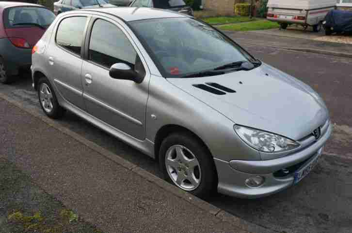 Peugeot 206, 55000 Miles, Great Condition, FSH