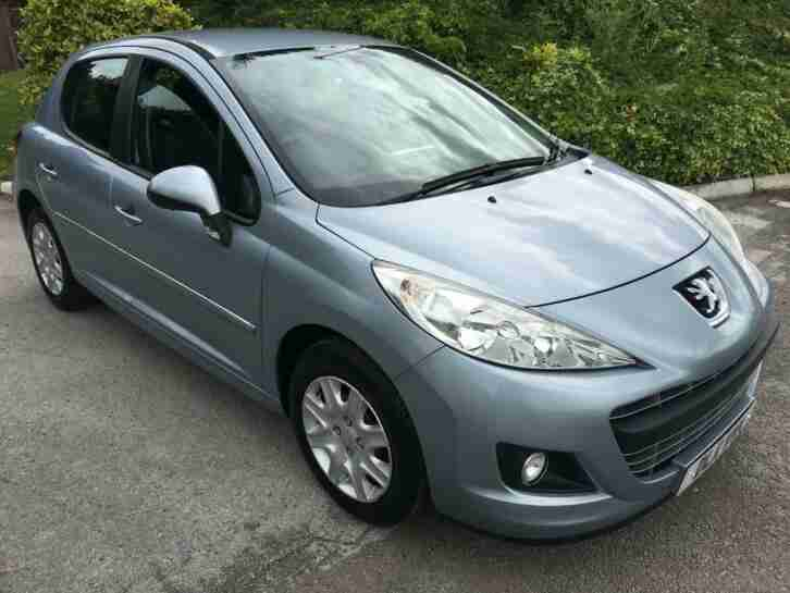 Peugeot 207 1.4 75 ACTIVE, 11 11 REG, 51K, HISTORY, LOVELY CAR, MOT JAN 2020