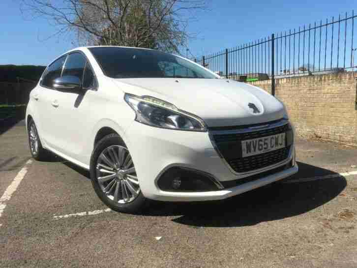 Peugeot 208 Allure low mileage