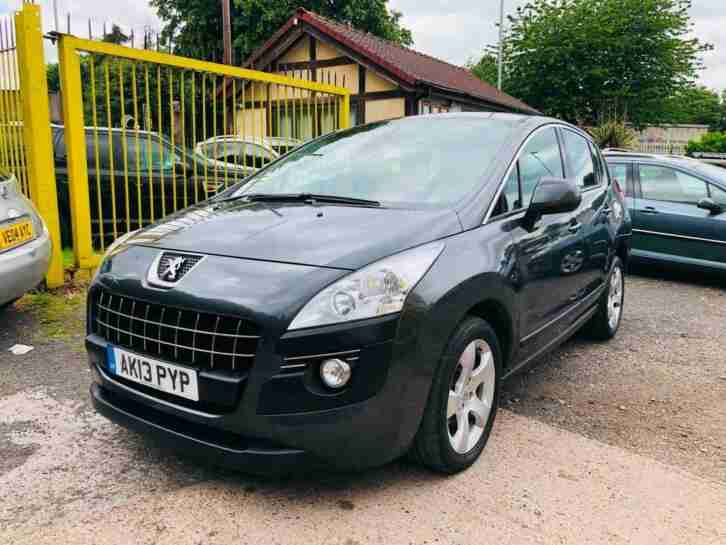 Peugeot 3008 Crossover 1.6e HDi ( 115bhp ) FAP EGC 2013MY Active