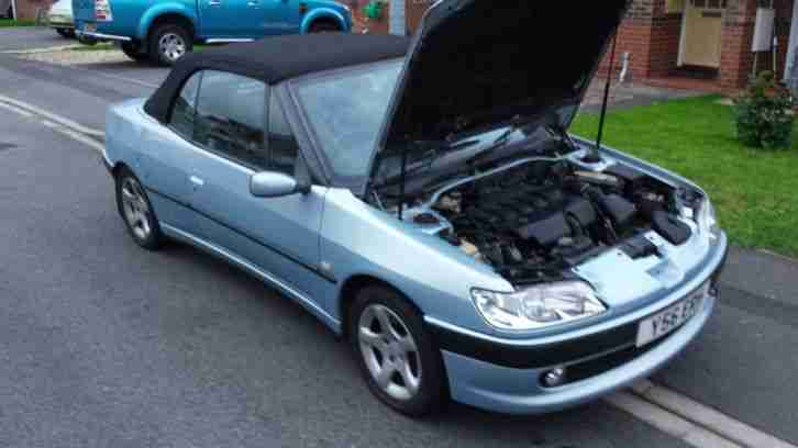 Peugeot 306 2.0 HDI Converted Cabriolet