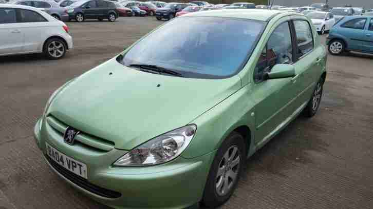 Peugeot 307 2.0. Other car from United Kingdom
