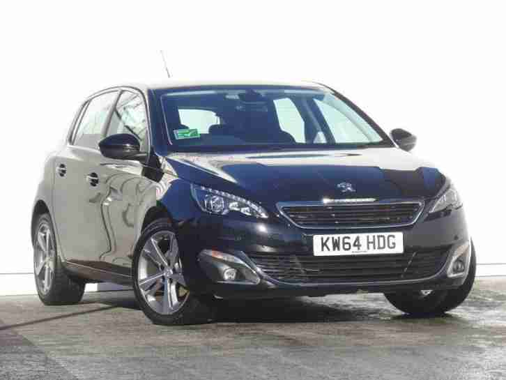 peugeot 308 1 6 hdi 115 allure 5dr car for sale. Black Bedroom Furniture Sets. Home Design Ideas