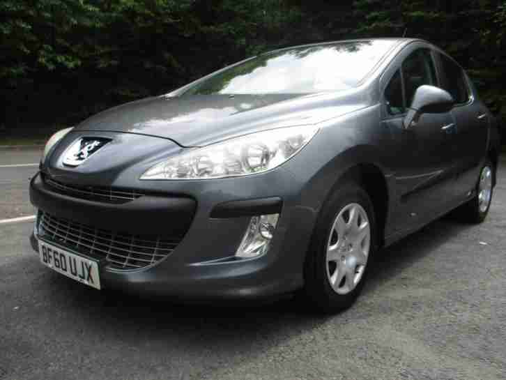 Peugeot 308 S HDi 5dr DIESEL SEMIAUTOMATIC 2010 60