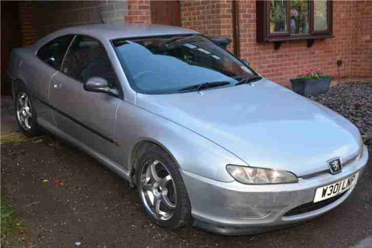 406 Coupe 2.0l Petrol, Manual, M.O.T,