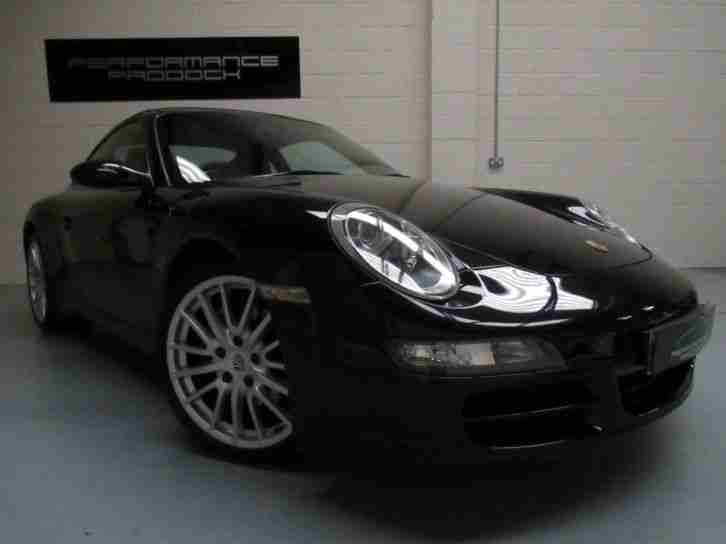911 3.6 Carrera Black 2005