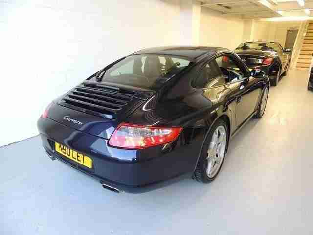 Porsche 911 3.6 Carrera Tiptronic S 2dr Stunning low owner 3.6 PETROL 2004/(54)