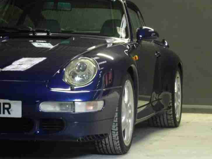 Porsche 911 3.6 Turbo Coupe 2d 3600cc ONLY 32K