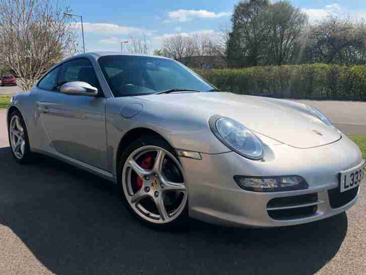 Porsche 911 3.8 2008MY Carrera 4 S Switchable Sports Exhaust
