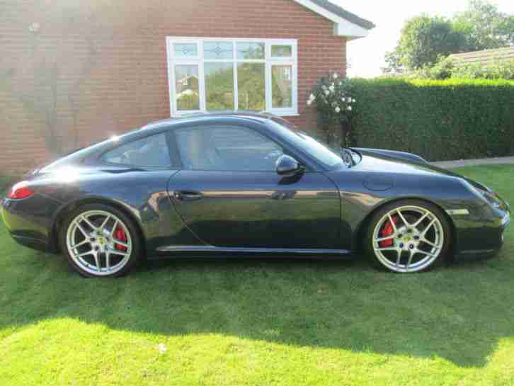Porsche 911 3.8 2009MY Carrera 4 S SUPER LOW MILES