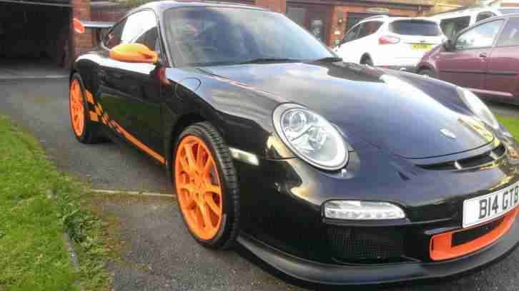 911 3.8s GT3RS Conversion Stunning