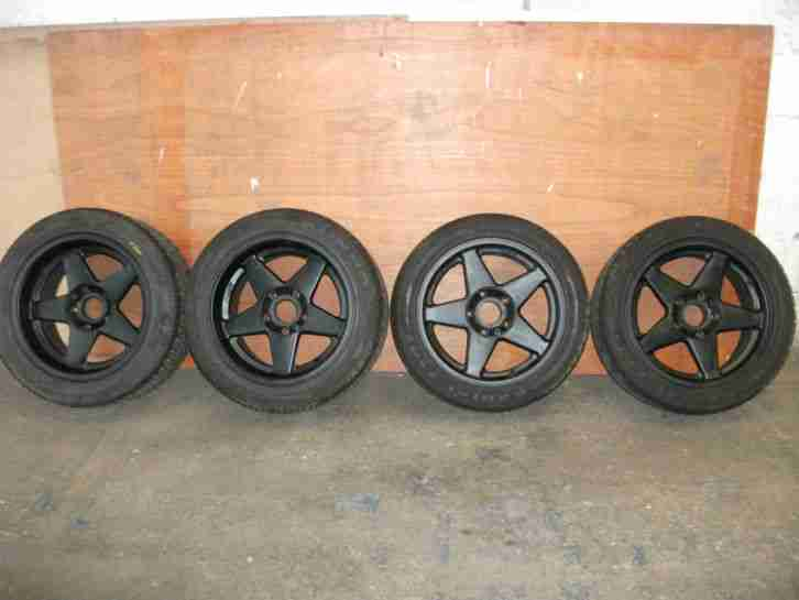 911 944 AZEV Wheels 17 with tyres
