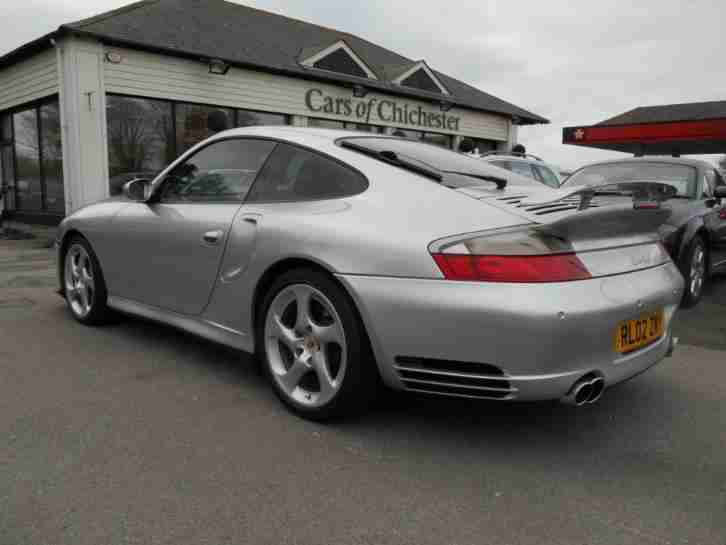 Porsche 911 996 3.6 Turbo Tiptronic S Coupe PETROL SEMIAUTOMATIC 2002/02