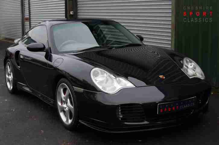 911 (996) Turbo Coupe, Tiptronic,