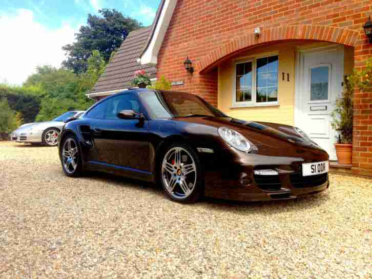 Porsche 911 997 3.6 Tiptronic S Turbo 2008 (08)