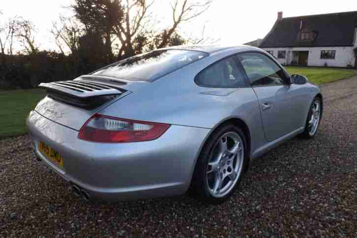 Porsche 911 997 Coupe 3.8 Carrera S Tiptronic