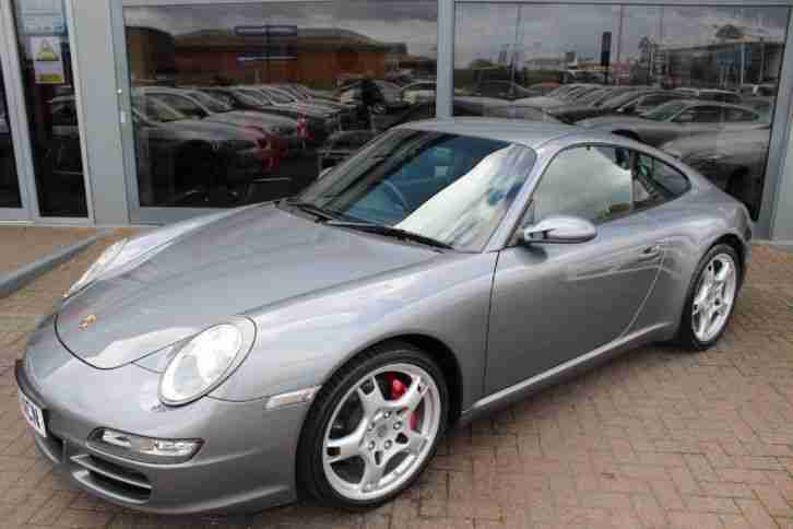 911 Coupe CARRERA 2 S. FINANCE