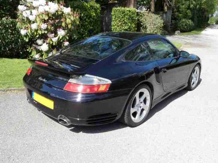 Porsche 911 Turbo 3.6 4WD ***FOR HIRE ONLY***