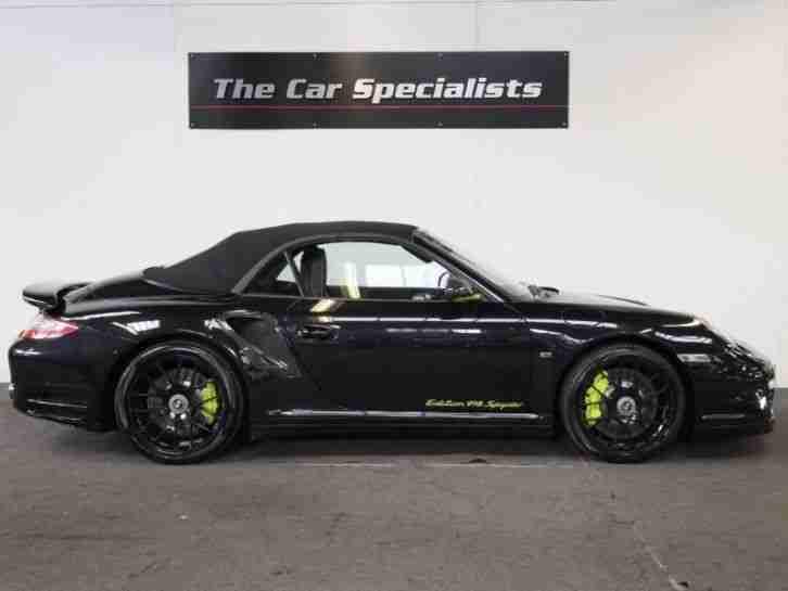 porsche 911 turbo s edition 918 spyder pdk stunning car for sale. Black Bedroom Furniture Sets. Home Design Ideas