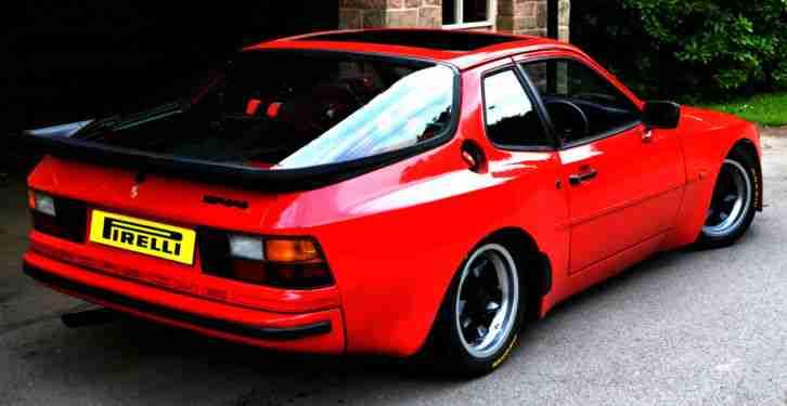 Porsche 944 Cup Street Car 84 Boxster 996 968 928 924