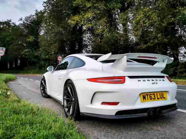 991 GT3 Incredible Spec & Low