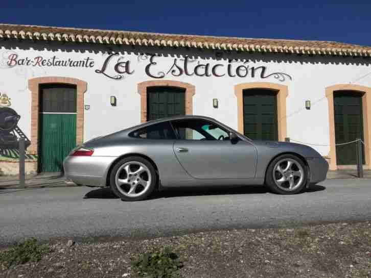 996 911 Carrera 2 Manual Coupe 1998 R