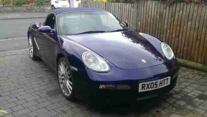 Boxster 2.7 2005MY