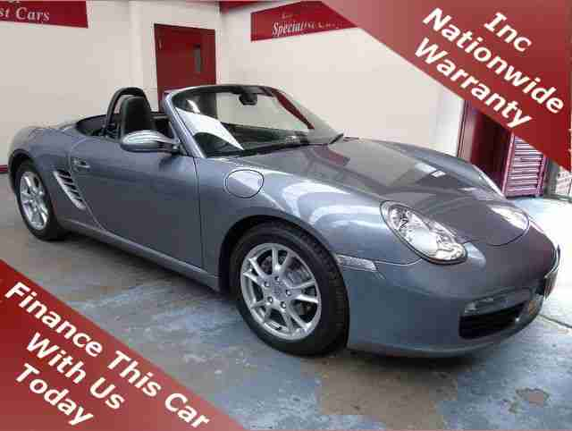 Boxster 2.7.6 MONTHS NATIONWIDE