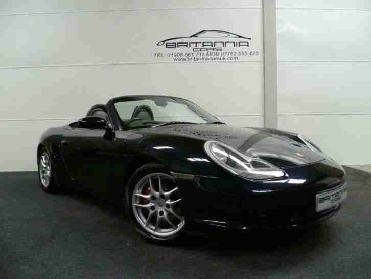 porsche boxster 24v tiptronic s with bose sound car for sale rh bay2car com 986 S Logos boxster s manual or pdk