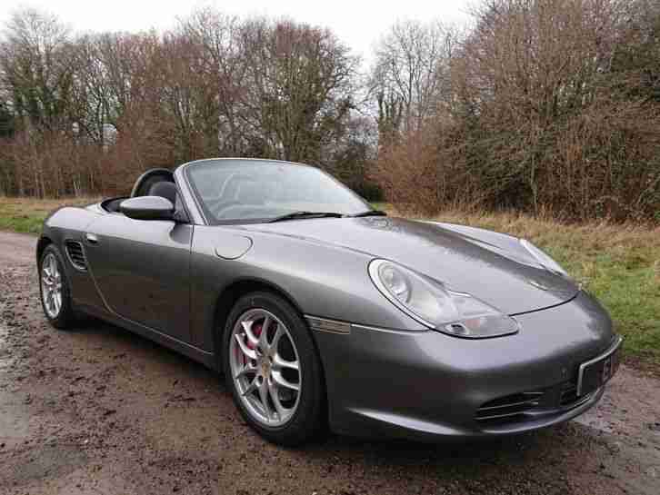 Porsche Boxster 3.2. Other car from United Kingdom