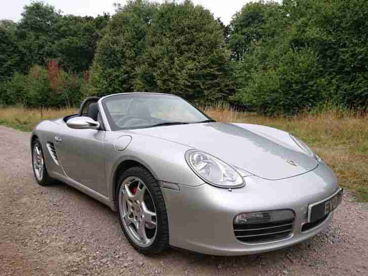 Boxster 3.2 S 987 05' 54k Cruise