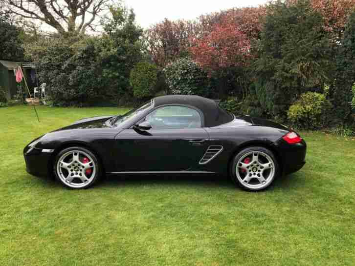 Boxster Comfort