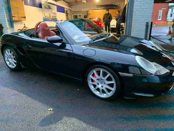 Boxster S 3.2 2003MY