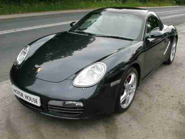 porsche boxster s 3 2 2005 just 33 000 miles hard top car for sale. Black Bedroom Furniture Sets. Home Design Ideas