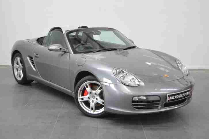 Boxster S 3.2 2005 MANUAL