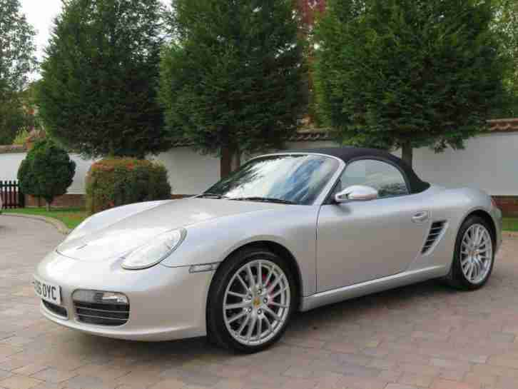 Boxster S 3.2 2006MY