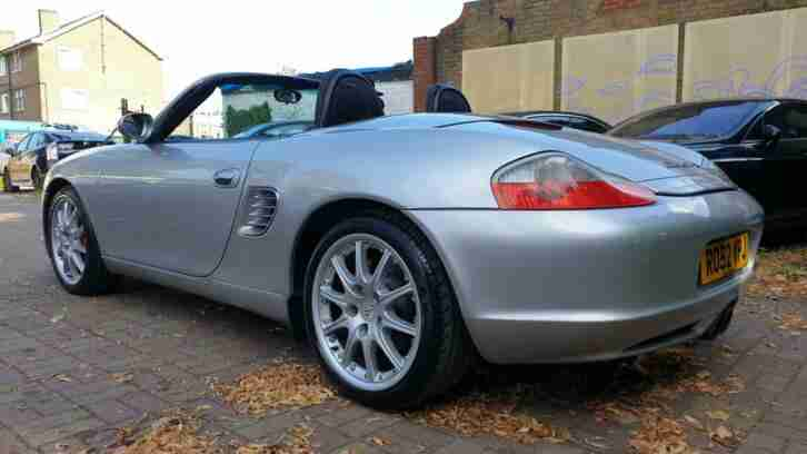 Airbag Boxster
