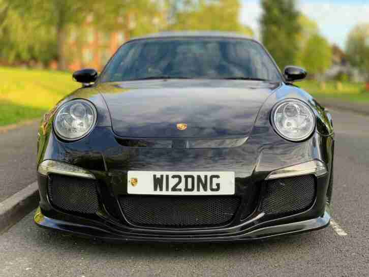 Porsche Carrera 4S 996 2004 TipTronic to 991 2018 GT3 RS Full Conversion