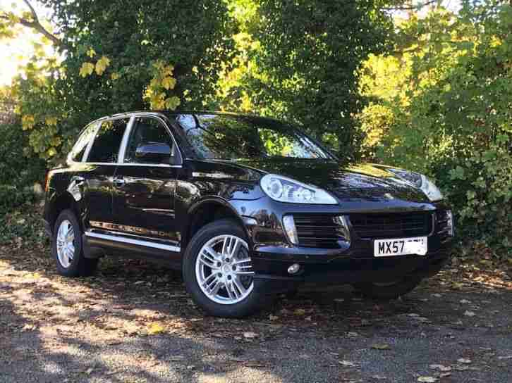 Porsche Cayenne 3.6. Porsche car from United Kingdom