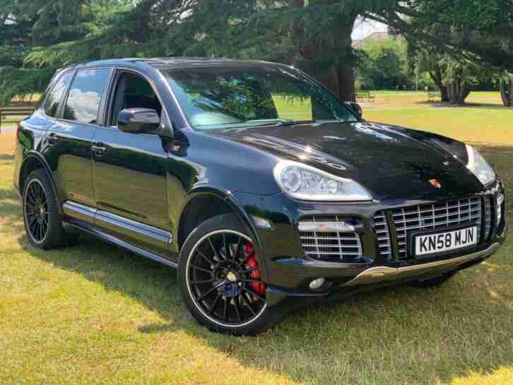 Cayenne 4.8 Tiptronic S Turbo S