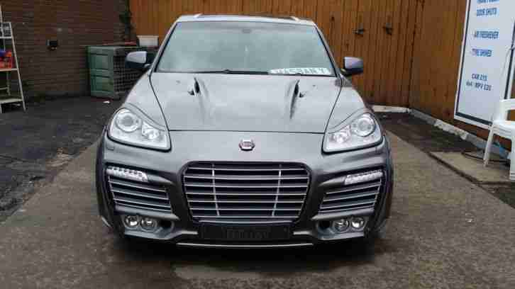 Porsche Cayenne Turbo Techart Magnum Car For Sale